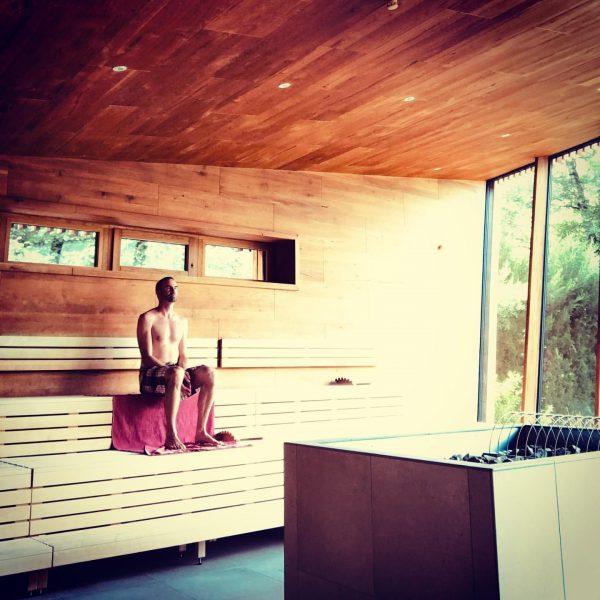 Wellness-Wochenende . . #wellness #sauna #schwitzen #erholen #relax #bludenz #valblu #schwitzkaschta