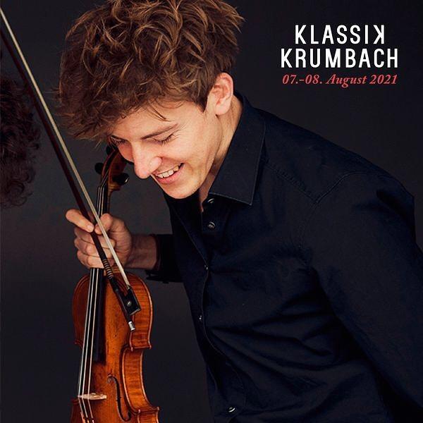 #Künstler Sebastian Caspar ist seit Anfang an bei Klassik Krumbach dabei und wir ...