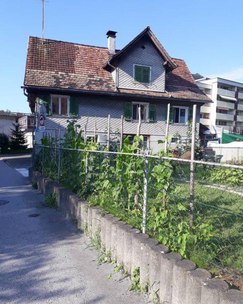 Das alte Haus in der Hagenstraße Alte Häuser haben einen besonderen Flair, das ...