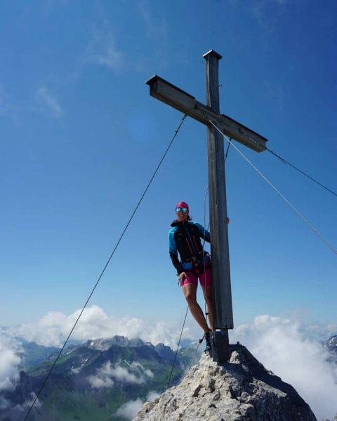Mountains - always an adventure, always beautiful and always worth it. Gestern von ...