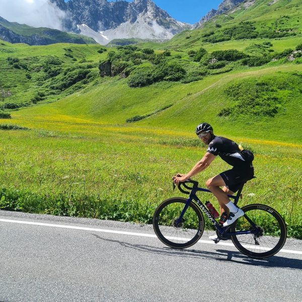 Rund um Vorarlberg 🔃😉 Super schöne Runde die kommende Woche im Renntempo gefahren ...