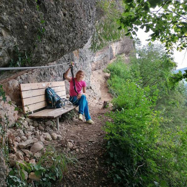 Känzele KS #norrøna #oakley #ländle #vorarlberg #austria #bregenz #klettersteig #viaferrata #climbing #instagood #cute ...