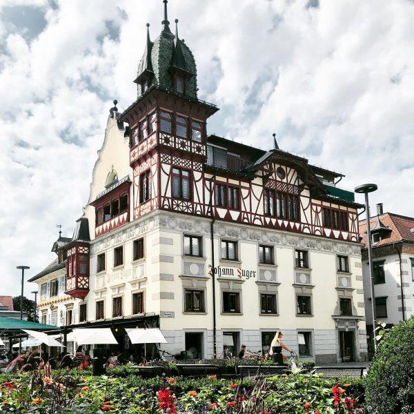 Dornbirn - die größte Stadt in Vorarlberg mit über 50.000 Einwohner - besuche ...