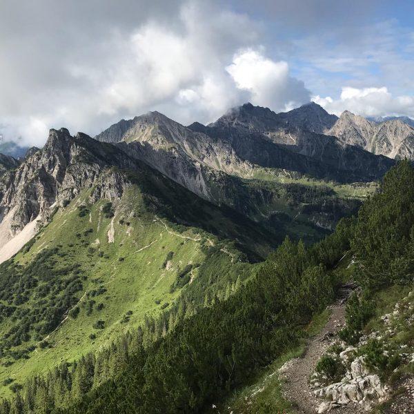#schillerkopf #mondspitze #trailrunning #brandnertal #tschengla #vorarlberg #meinvorarlberg Schillerkopf