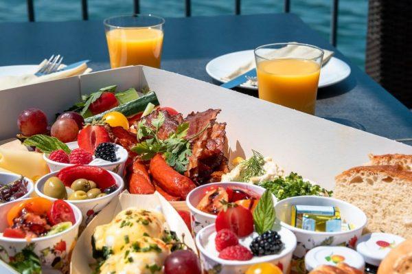 Habt ihr euch schon eine Frühstücksbox für das Wochenende reserviert? Reserviert euch eure ...