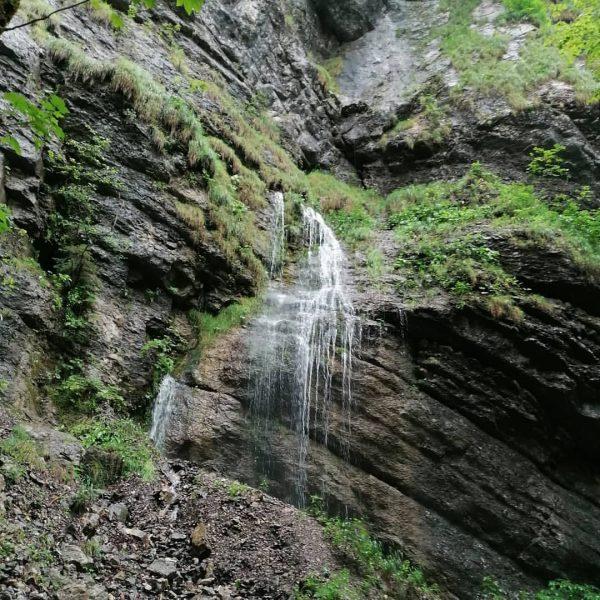 Alplochschlucht #dornbirn #ländle #vorarlberg #austria #hiking #fun #rain #water #mountainlovers #adventuretime #instagram #passion ...