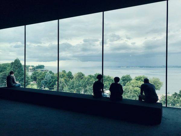 #ortderstille #vorarlbergmuseum #panoramaraum #staunen