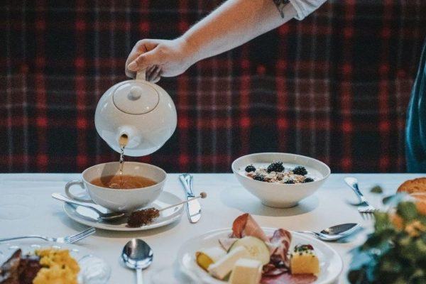 Der Morgen beginnt am besten...natürlich mit einem leckeren Frühstück! 🌼 Bei uns natürlich ...
