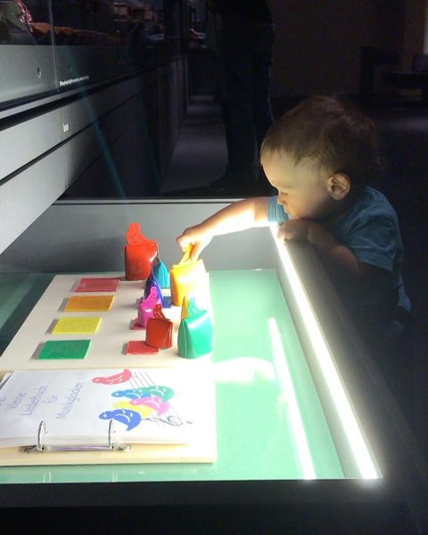 #startinswochenende #kinderimmuseum #vorarlbergmuseum #musik #glocken #musikgenie