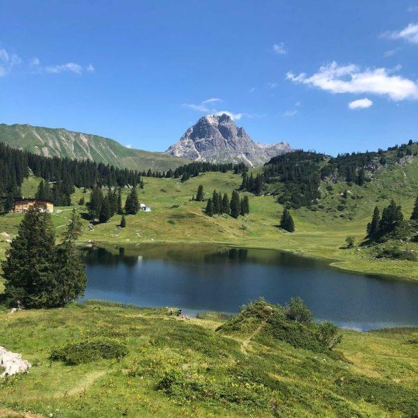 Die Alpe Unterauenfeld wird von Thomas Muxel und seinem Team bewirtschaftet. Am Sonntag, ...