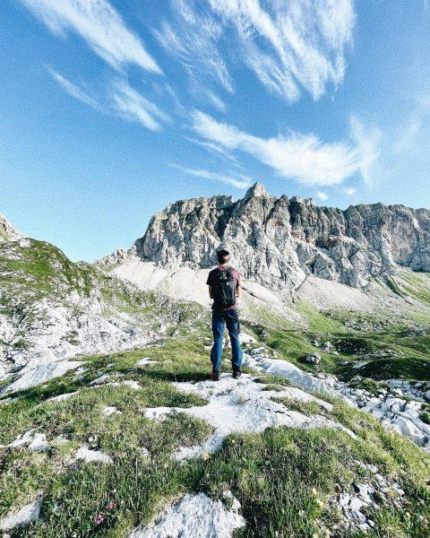 ROTE WAND 2.704m 🍃 #rotewandgourmethotel #lechzuers #bergsommer #urlaubindenbergen #urlaub #bergliebe #visitvorarlberg #visitaustria Rote ...