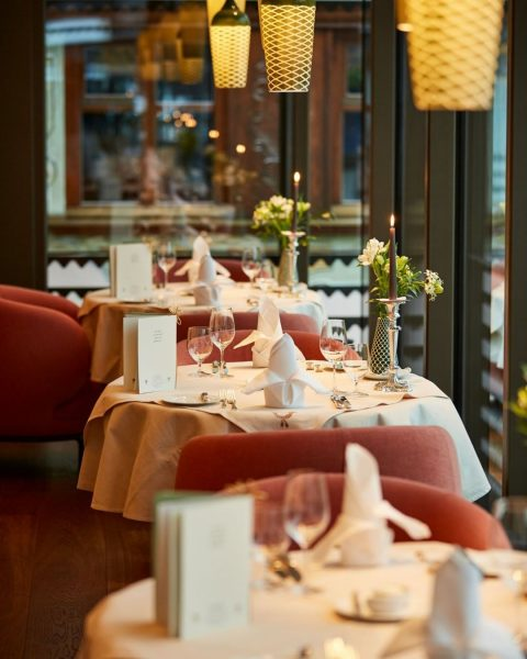 Enjoy culinary evenings in our restaurant
