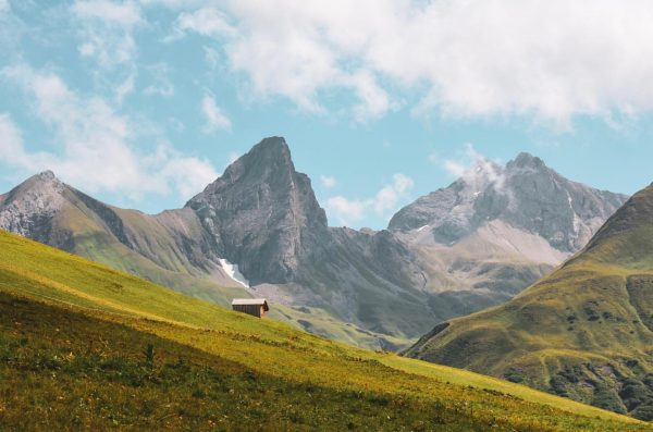 #mountainsview #roggspitze #valluga Lech Zürs am Arlberg