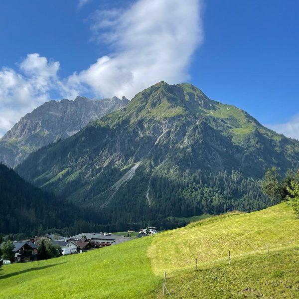 Last day 😭 of hiking in Austria 🇦🇹: Wildental #austria #vorarlberg #kleinwalsertal #mittelberg #wildental #hiking Kleinwalsertal Österreich