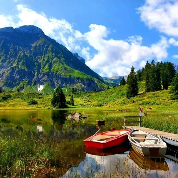 In den Bergen gibt es diese magischen Augenblicke .... 💜🇦🇹💜 #visitvorarlberg #vorarlbergwandern #vorarlberg ...
