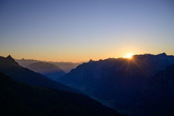 Min Weag, Etappe 12: Von der Stuttgarter Hütte zur Kaltenberghütte (Rückblick 2020) . ...