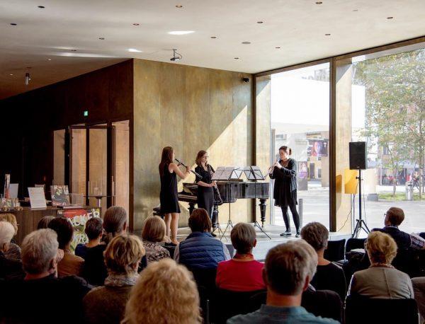 🎶Bon appétit! Ein musikalischer Gruß der Oboenklasse Adrian Buzac. 🗓Do, 30. September, 12.15 ...