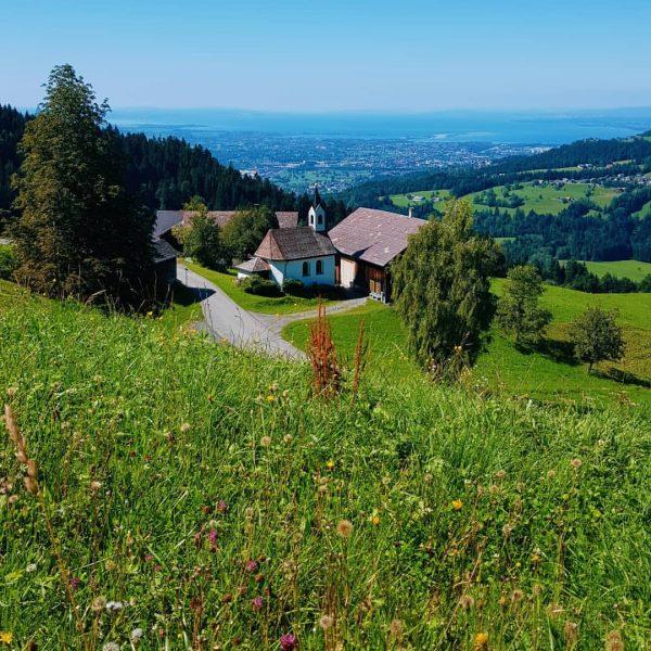 📍Ortsteil Maltach in Schwarzenberg mit Lourdeskapelle – ein für viele unbekannter Ort mit ...