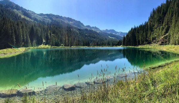 Wo waren wir? #september #Kleinwalsertal #Berge #Austria #wieweethetantwoord