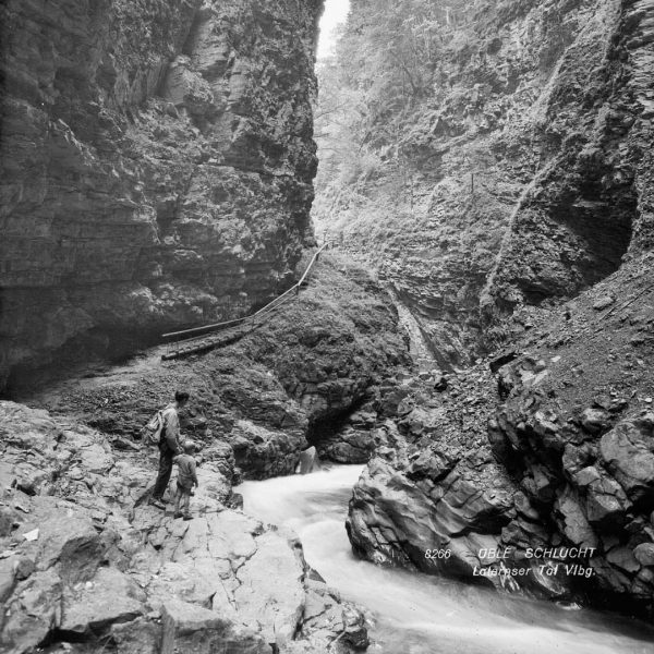 #tbt Impressive gorge hike in the river valley of the Frutz 🙌🙂 #übleschlucht ...