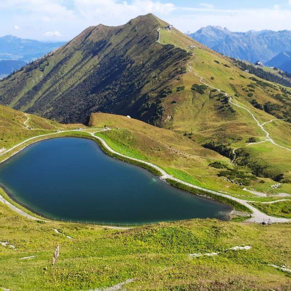 #kleinwalsertal #kanzelwand #riezlern #berge #wandern #abstieg #bergliebe #bergsee #aussicht #kaiserwetter #ruhe #frieden Kleinwalsertal ...
