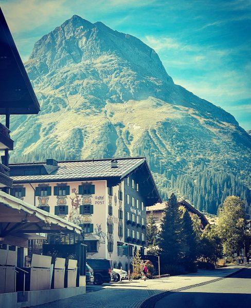 🙏👌😘 #lechzuers #hotelpostlech 😍😍 @postlech Post Lech Arlberg