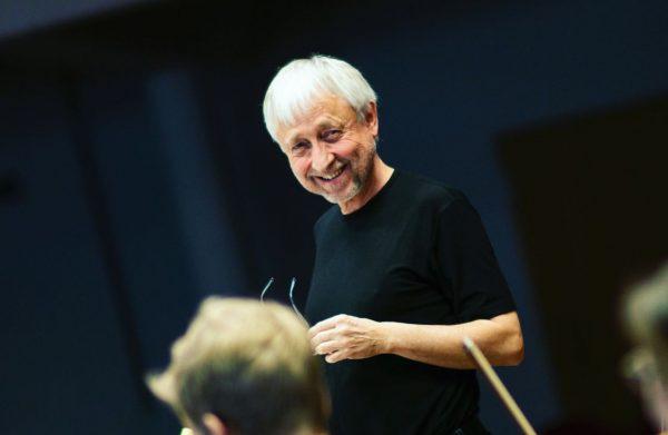 . 🎺Konzert SOV mit einem Stück des Komponisten Herbert Willi, Professor für Komposition ...