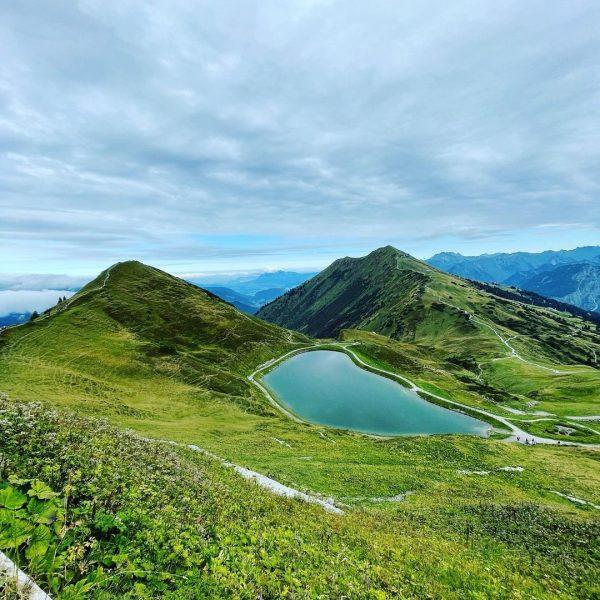 Is des scheee…❤️ #österreich #kanzelwand #berge #bergliebe #kleinwalsertal #bergbahn Kanzelwand