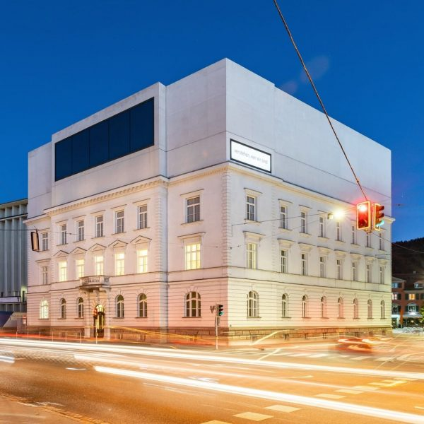 Old and new 🙌 The architects Andreas Cukrowicz and Anton Nachbaur-Sturm won the ...