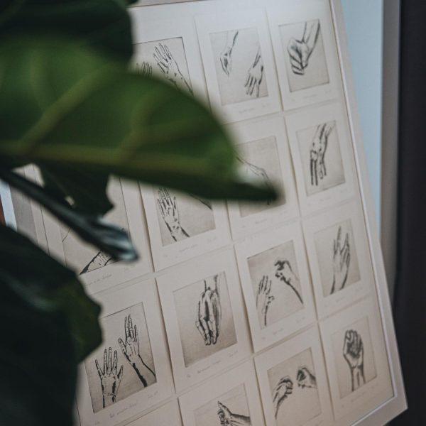 #temporäreausstellung Die kleine Werkschau von Melanie Berlinger wird unser Restaurant E3 ab morgen ...
