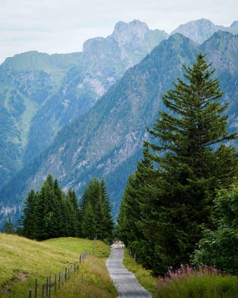 We spent a great weekend in Austria end of August in Brand, #vorarlberg ...