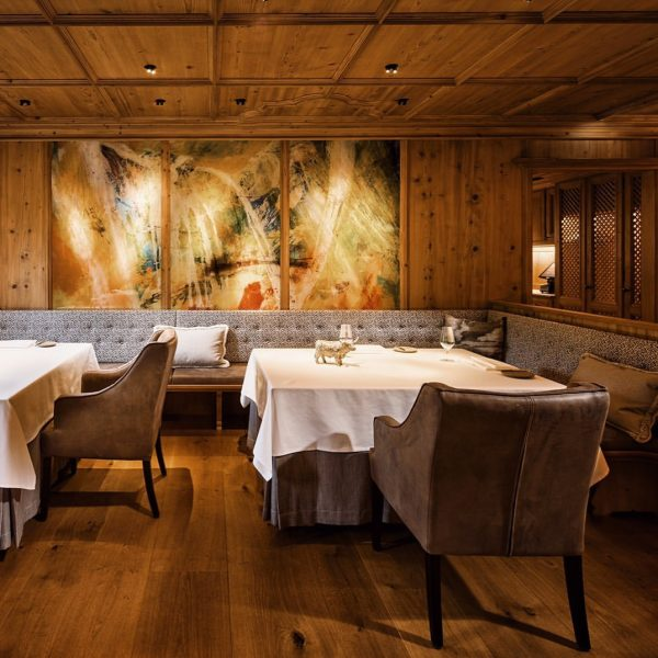 Our intimate Griggeler Stuba fine dining restaurant is the perfect place to celebrate ...