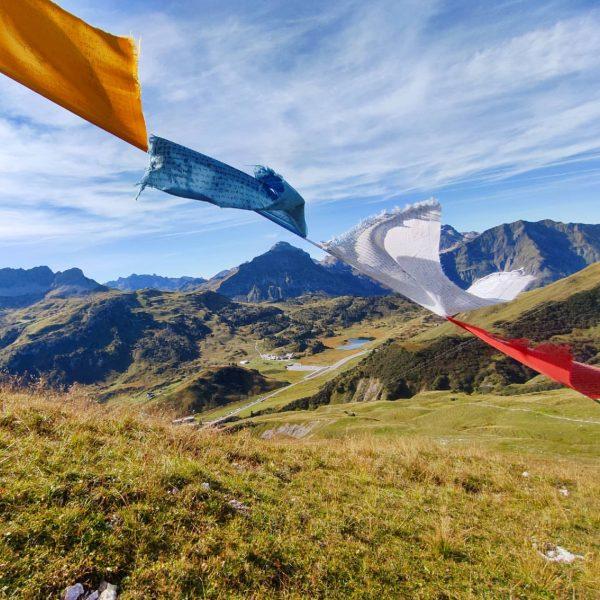Natur genießen. Einfach ein gigantischer Ausblick. #bergliebe #hiking #berge #nature #natur #outdoors #lech ...