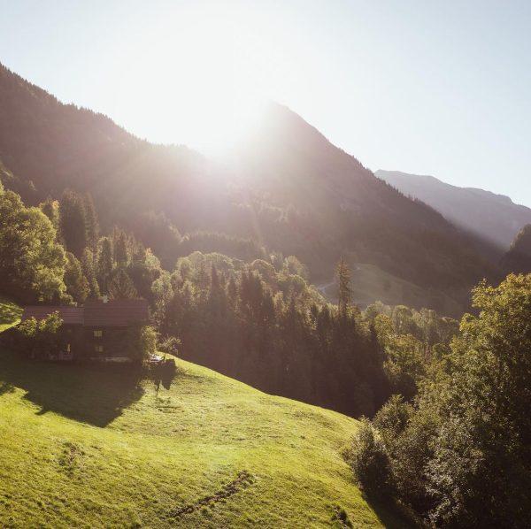 wandertag reloaded 🎒 . . . #bregenzerwald #kleinwalsertal #schwarzwasserhütte #schoppernau #hiking #travel #mountains ...
