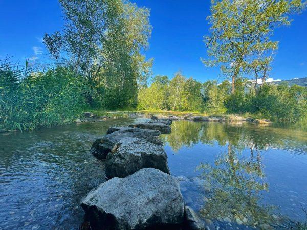 Hohenems 🍃🍂 📸 @vorarlberg_at . . . #vorarlberg #hohenems #altach #alterrhein #österreich #naturephotography ...
