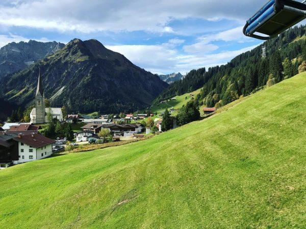 Zafernalift en daarna de benenwagen verder naar boven 🥾⛰😍 Via Obere Lüchele alp, Stierhof Alp en Starzel...