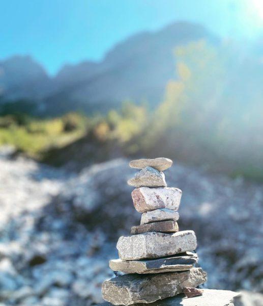 kleinwalsertal! ❤️🥰 ! @kleinwalsertal Die schönsten Bilder malt die Natur! ☺️❄️ #mountains #onthetop ...