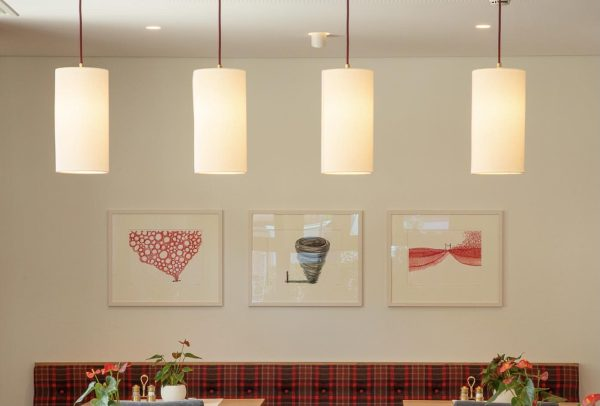 Strolz Leuchten im Hotel Zimba in Schruns bei Familie Ladurner #montafon #gastgeben #hotel ...