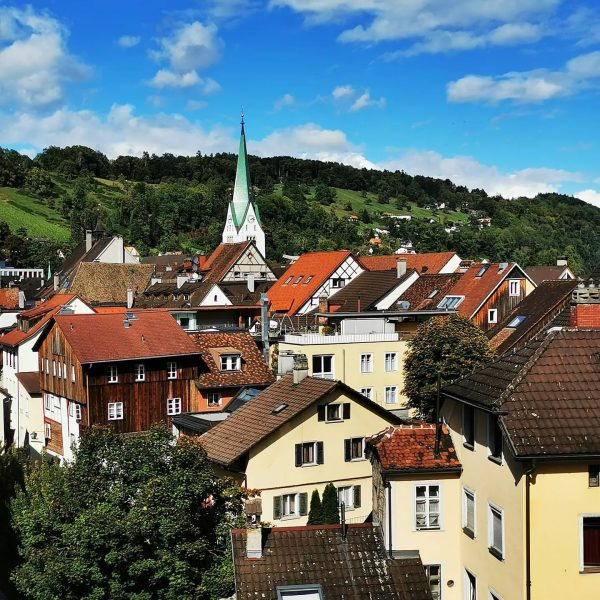 AD Feldkirch is a medieval town in Vorarlberg, and it is GORGEOUS! I ...