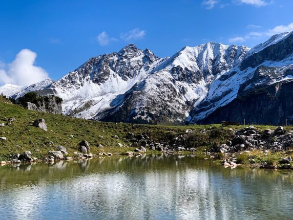 Winter is coming to the #alps … #bergpartnervorarlberg #vorarlberg #visitvorarlberg #hike #hiking #montafon ...