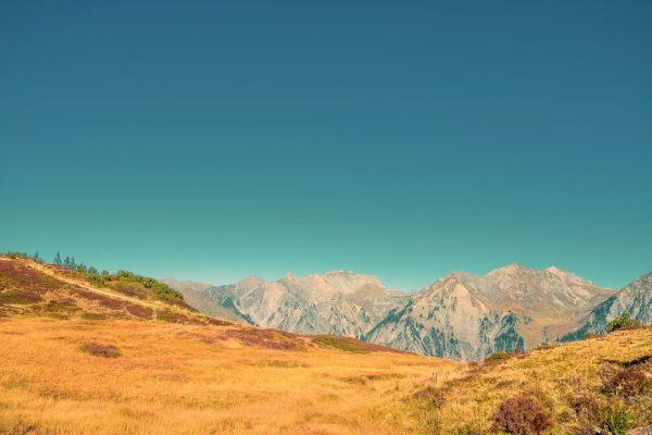 Bergpanorama am Sonnenkopf in Vorarlberg, Österreich #Sonnenkopf #hiking #klostertal #mountains #Vorarlberg #visitvorarlberg #Austria ...