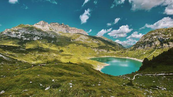 #formarinsee #freiburgerhütte #arlberg #vorarlberg #hikingadventures #hiking #mountains #travelphotography #travelgram #mountainlake #mountainlovers Formarinsee