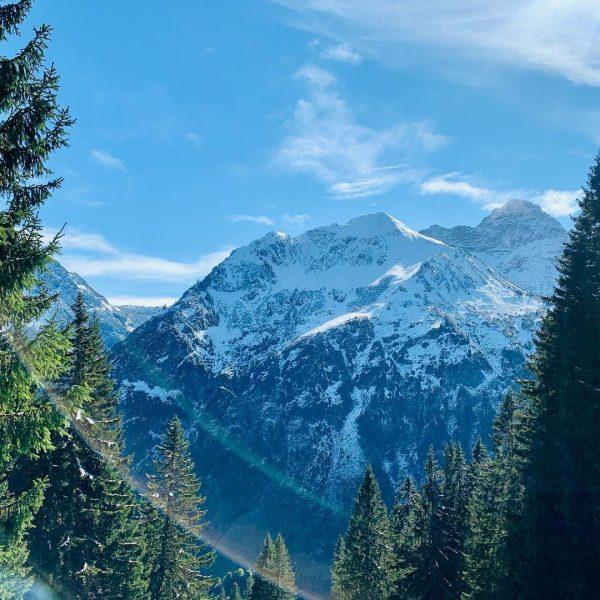 #wirliebendieberge #heimwehnachoberstdorf #wandernmachtglücklich #herbst #kleinwalsertal #sonnaalp #walmendingerhorn