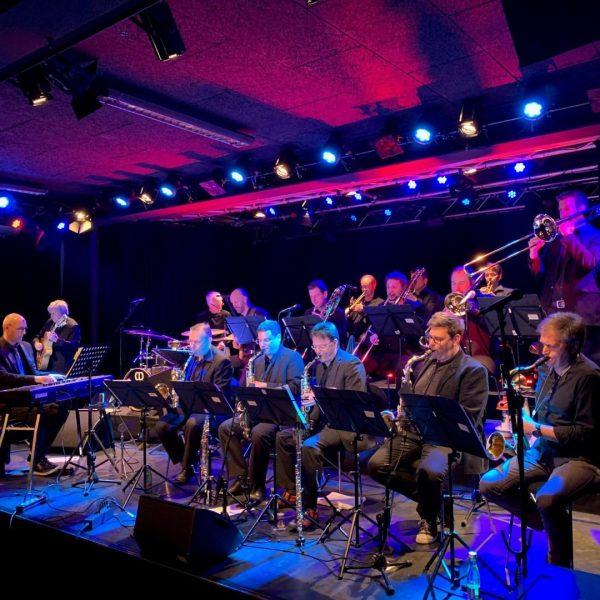 """""""Oktoberjazz 2021"""" mit dem Bigbandclub Dornbirn 🎷🎶😍 Wann: 23. Oktober, 20 Uhr in ..."""