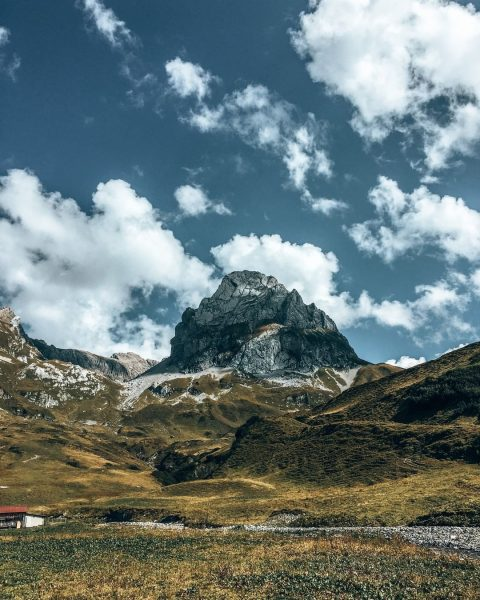 One the awesomest mountains to climb in the Arlberg region 🏔 Do you ...