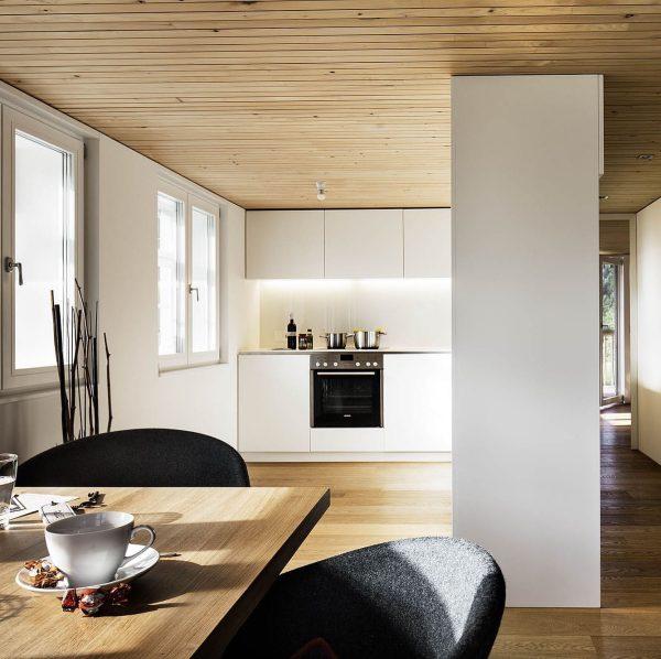 Unser Apartment Franz Josef - mit der Natur im Weitwinkel. #mesmerhaus #auszeit #aussicht ...