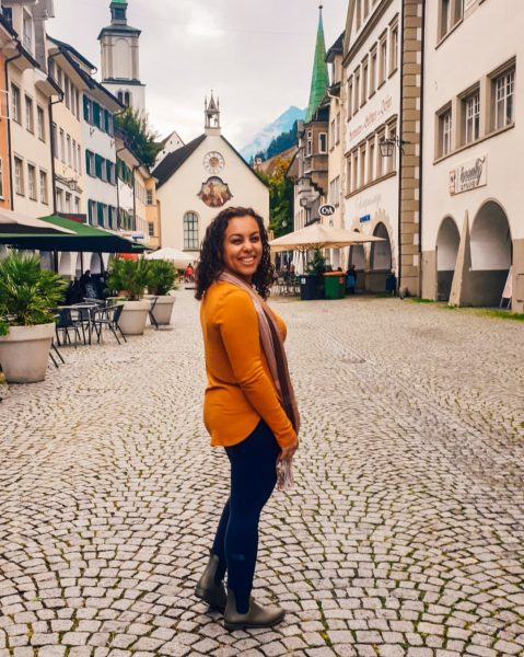 [Press Trip] Hello from @feldkirch the cutest medieval town in the Vorarlberg region ...