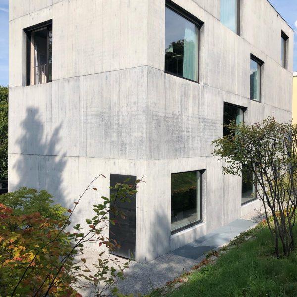 Bernardo Bader, Atelier Klostergasse, Bregenz, 2019 #bernardobader #bernardobaderarchitects #bregenz #architektur #architekturfotografie #architecture #architecturephotography ...