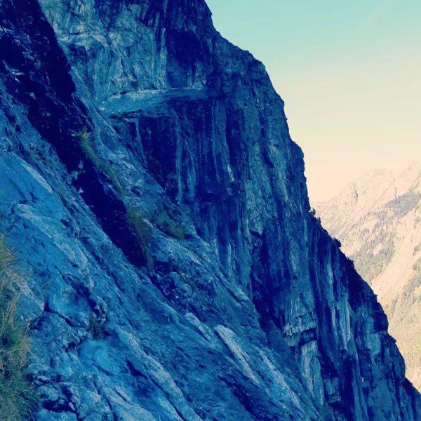 Klettersteig Fallbach 💪 #viaferrata #climbing #klostertal Dalaas, Vorarlberg, Austria