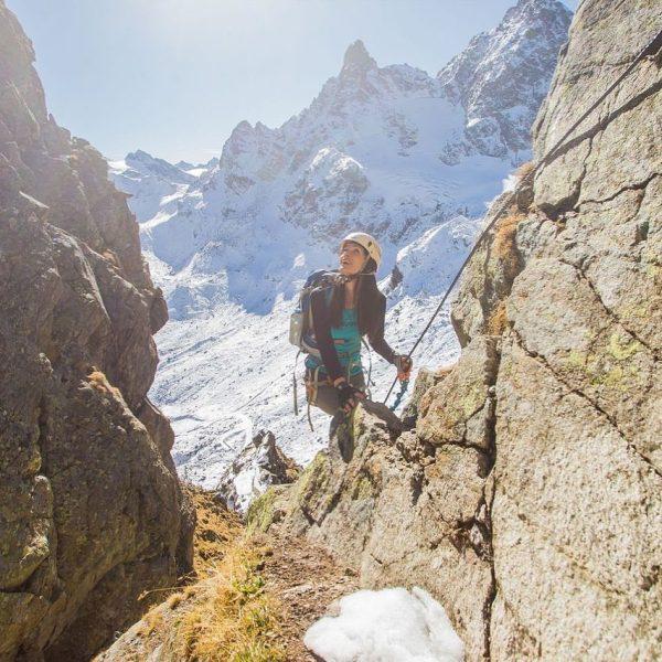 #kleinlitzner #klettersteig #viaferrata #silvretta #montafon #vorarlberg #meinvorarlberg #perfectidea danke #mountainbuddy @philippsteurer009 Silvretta Montafon